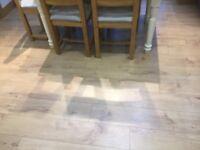 Wickes Venezia 12mm Oak Laminate Flooring