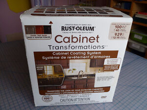 Rustoleum Cabinet Restoration Kit