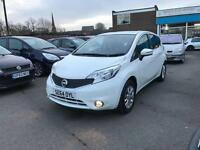 2015 Nissan Note 1.2 Acenta Premium (Style Pack) 5dr
