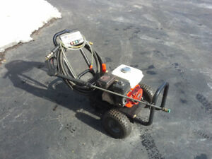 Pressure Washer - Professional Use