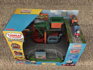 New! Thomas & Friends Thomas at the Ironworks Just reduced!! Kitchener / Waterloo Kitchener Area image 2