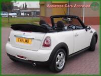 2011 (11) Mini Cooper 1.6D Convertible