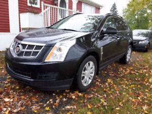 2012 Cadillac SRX NOIR VUS