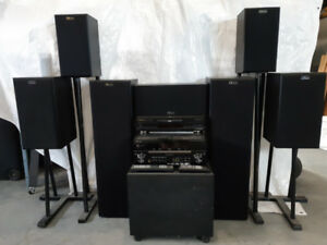 PRO HOME THEATER SYSTEM