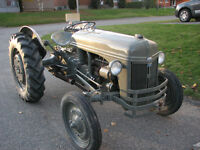 1947 Ford 2N Tractor
