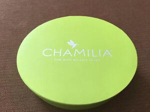 Chamilia Sterling Silver charm bracelet-largest size - New/box