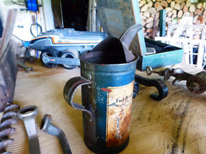 Maytag Oil Can with  spout