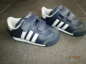 Adidas shoes toddler size 6