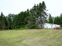 GREAT GETAWAY OR YR ROUND HOME!  40 ACRES ONLY 15 MINS TO TOWN!