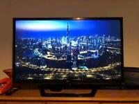 "LG 42"" ULTRA SLIM SMART LED TV,"
