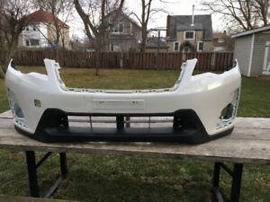 2017 Subaru Crosstrek bumper