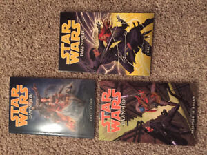 Comic Volumes for trade Halo, Star Wars, Thor