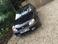 2001 Ford Fiesta 1.25 Freestyle