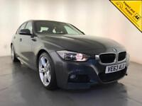 2014 BMW 320D M SPORT DIESEL LEATHER INTERIOR SERVICE HISTORY FINANCE P/X