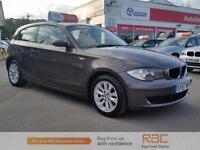 BMW 1 SERIES 116I ES, Brown, Manual, Petrol, 2008
