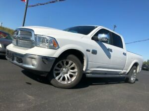 2016 Ram 1500 Laramie Longhorn|AIR SUSPENSION|HTD/VENT LTHR|NAV