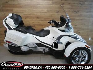2011 Can-Am Spyder RT SE5 Limited 87.39$/SEMAINE