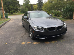 2016 BMW 428i Lease takeover $2500 CASH incentive