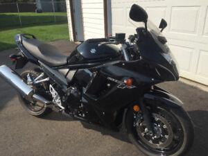 Suzuki GSX650F ABS Motorcycle