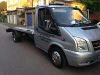 Ford Transit 2.4 tdci recovery only 100k drives exal