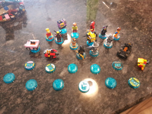 Lego dimensions characters