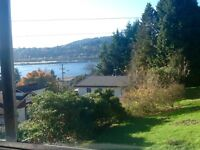 Inlet view full two level House For Rent-Port Moody