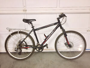 "Norco Mountaineer mountain bike | disc brakes | 18.5"" frame"