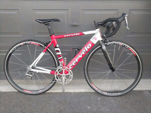 Cervelo Like New Road Bike – Medium 54cm Frame