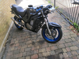 Suzuki gsxf 600 Streetfighter