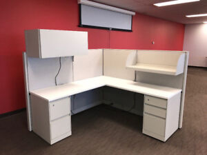 Cubicles - Workstations - Telemarketing - Variety of Designs