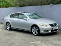 FINANCE AVAILABLE!! 2005 LEXUS GS 300 3.0 CVT SE-L AUTO 4DR, FULLY LOADED!!