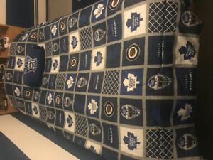 Toronto Maple Leaf  Bedroom Decor