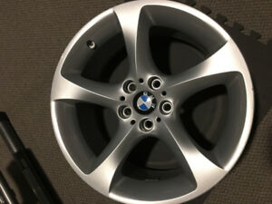 Bmw rims for sale staggered