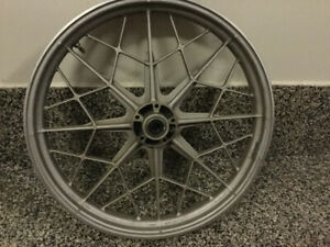 BMW motorcycle wheel