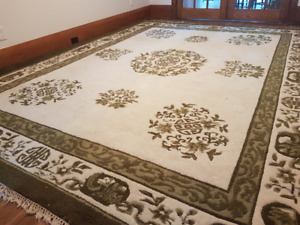 Matched set Oriental rugs