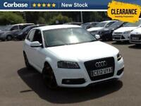 2012 AUDI A3 2.0 TDI Black Edition 3dr [Start Stop]
