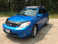 2007 Toyota Matrix XR, 5 speed,Great Condition, Complete Records