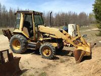 CAT 416 Loader / Backhoe 4x4