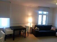 Lovely 1 bed flat next to brockley station, recently refurbished, fully furnished