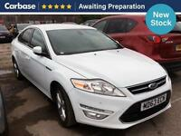2014 FORD MONDEO 1.6 TDCi Eco Titanium X Business Edition 5dr [SS]