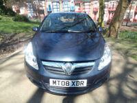 Vauxhall/Opel Corsa 1.2i 16v ( a/c ) 2007