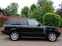2008 58 Land Rover Range Rover 3.6TD V8 auto Vogue..EYE CATCHING COLOUR COMBO !!