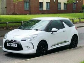image for 2014 64 CITROEN DS3 D-STYLE E-HDI 1.6 DIESEL + 60K + £0 ROAD TAX + SERVCE HISTOR