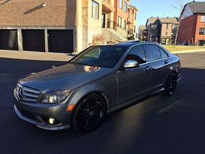 Mercedes c350 (( AMG package ))