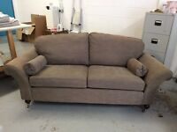 3 Seater Sofa and large coffee table