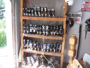 Skates in Sizes 1, 2, 3, 4, 5, 6, 8, and 10
