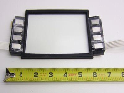 Wayne Fuel Pump Dispenser Glass Touchscreen W Button 420846b Tm005-151-01