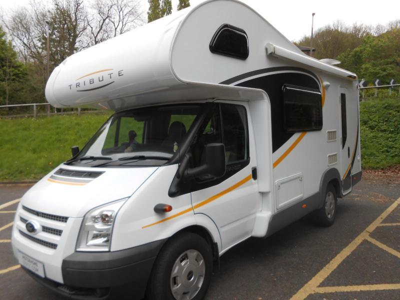Elegant AUTO-TRAIL TRIBUTE T620 SPORT 4 BERTH 4 SEAT BELTS Motorhome For Sale. | In Mansfield ...