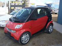 2005 Smart Fortwo Coupe (2 door)