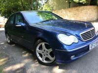 Mercedes-Benz C270, AUTOMATIC, Diesel, 90k only, full MOT.